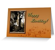 Birthday Willow Tree Greeting Card