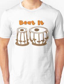 Tabla Drum Beat It T-Shirt T-Shirt