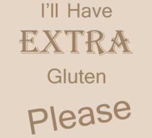 Extra Gluten - Brown by veganese