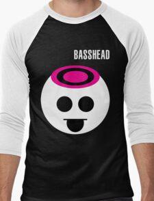 BASSHEAD Men's Baseball ¾ T-Shirt