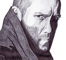 Jason Statham by demoose