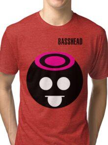 BASSHEAD Tri-blend T-Shirt
