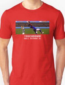 Techmo Bowl Touchdown Odell Beckham Jr. Unisex T-Shirt