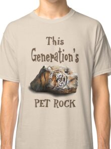 This Generation's Pet Rock Classic T-Shirt