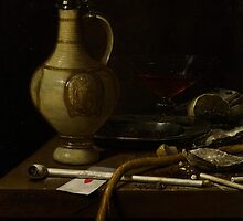 Still Life, 1658 by Bridgeman Art Library