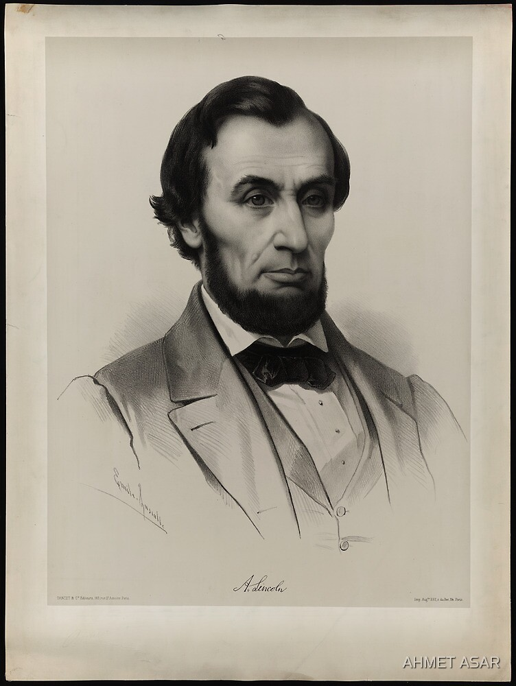 Lassalle portrait of Lincoln by MotionAge Media