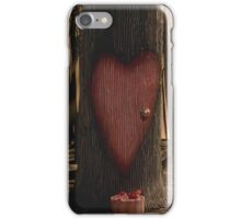 Valentine's Day Tree (Nightmare Before Christmas) iPhone Case/Skin