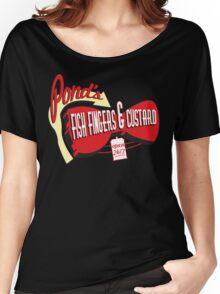 Fish Fingers & Custard Women's Relaxed Fit T-Shirt