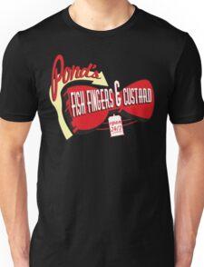 Fish Fingers & Custard Unisex T-Shirt