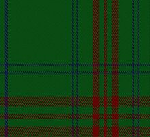 00250 Braveheart Warrior Hunting Tartan Fabric Print Iphone Case by Detnecs2013