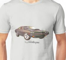 DODGE CHARGER for Rogue Custom Motorcycles Unisex T-Shirt