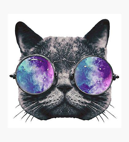 Cat Eye Galaxy Photographic Print