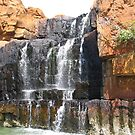 Waterfall, Berkley River, Kimberleys WA by Fred1947