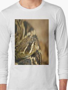 PUFF ADDER Long Sleeve T-Shirt