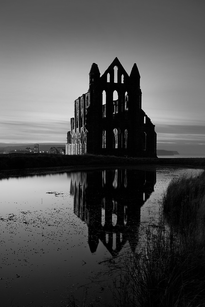 Gothic Abbey by damophoto