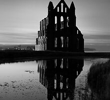 Gothic Abbey by damophoto