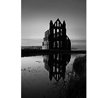 Gothic Abbey Photographic Print