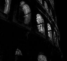 Rome-ance In Black And White. by Samantha Higgs