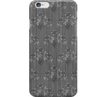 Victorian Floral Wallpaper Pattern iPhone Case/Skin