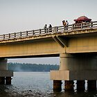 Kadalundi Road bridge by AjayP
