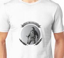 R.J. MacReady Grayscale Unisex T-Shirt