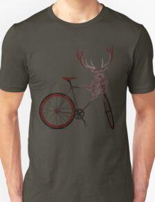 Stag Bike Unisex T-Shirt