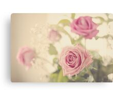 It's The Little Things That Count... Canvas Print
