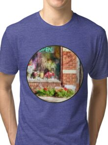 Christmas Wreathes For Sale Tri-blend T-Shirt