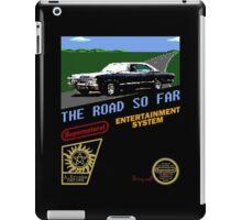 8 Bit Supernatural Road So Far iPad Case/Skin