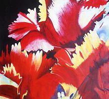 Parrot Carnival by Susan Duffey