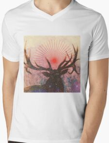 Dawn Mens V-Neck T-Shirt