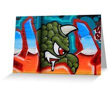Street Art: global edition # 55 Greeting Card
