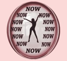 ✾◕‿◕✾ NOW IS THE TIME  GIRLS TEE SHIRT✾◕‿◕✾ by ✿✿ Bonita ✿✿ ђєℓℓσ