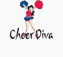 Cheer Diva Womens Fitted T-Shirt