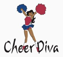 Cheer Diva by SportsT-Shirts