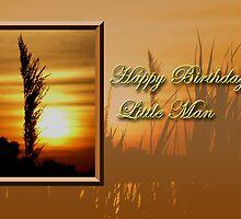 Birthday Little Man Sunset by jkartlife