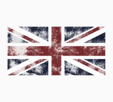 UK Flag - worn by danspy1994