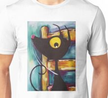 I'm not getting off Vincent's chair! Unisex T-Shirt