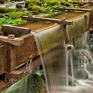 Roaring Fork - Tub Mill  by JHRphotoART
