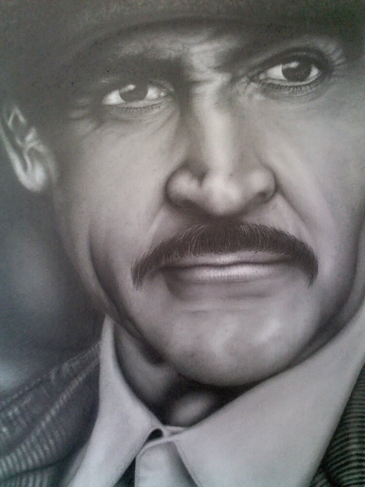 Sir Sean Connery by ttpd618