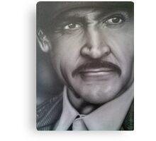 Sir Sean Connery Canvas Print