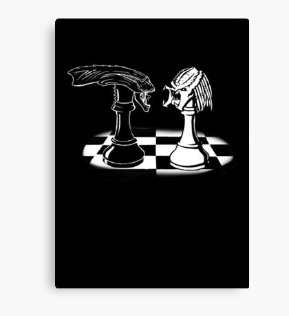 Stalemate Canvas Print