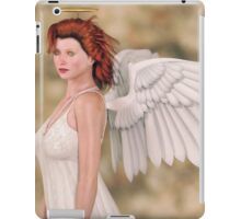 Portrait of an Angel iPad Case/Skin