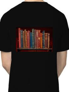 Mini library ~ of Classic books Classic T-Shirt
