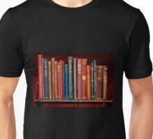 Mini library ~ of Classic books Unisex T-Shirt