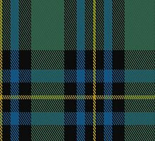 00271 US Border Patrol Tartan Fabric Print Iphone Case by Detnecs2013