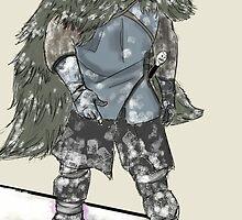 Jon Snow  by antdog13