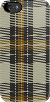 00282 Burns Tartan Fabric Print Iphone Case by Detnecs2013