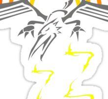 Storm Crow Sticker