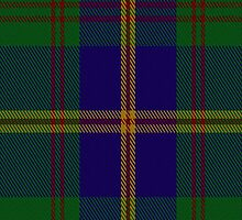 00293 Leatherneck Tartan Fabric Print Iphone Case by Detnecs2013